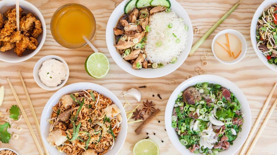 Phood Phood Revisite Les Classiques De La Cuisine Vietnamienne